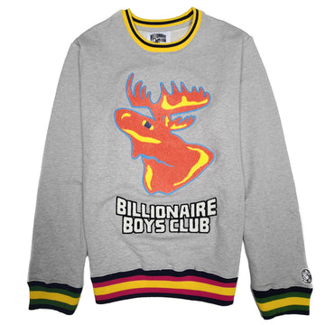 Billionaire Boys Club Hoof Grey Crew