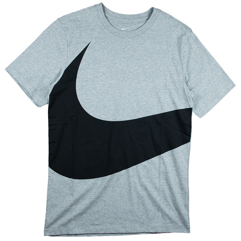 Nike NSW Grey Big Swoosh T-Shirt