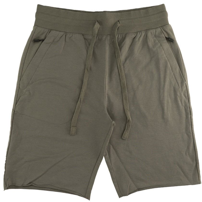 Jordan Craig Charcoal Palma French Terry Short 2.0