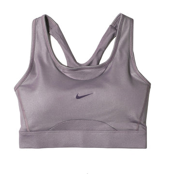 Nike Swoosh Medium Support Purple Bra