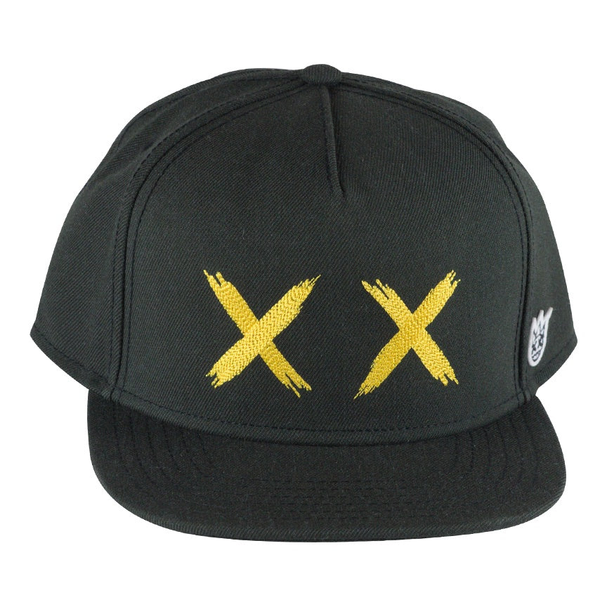 Cult of Individuality Black XX Visor Cap