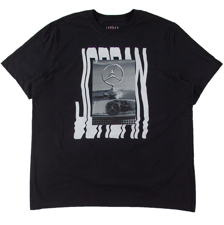 Air Jordan Wavy Photo Black T-Shirt