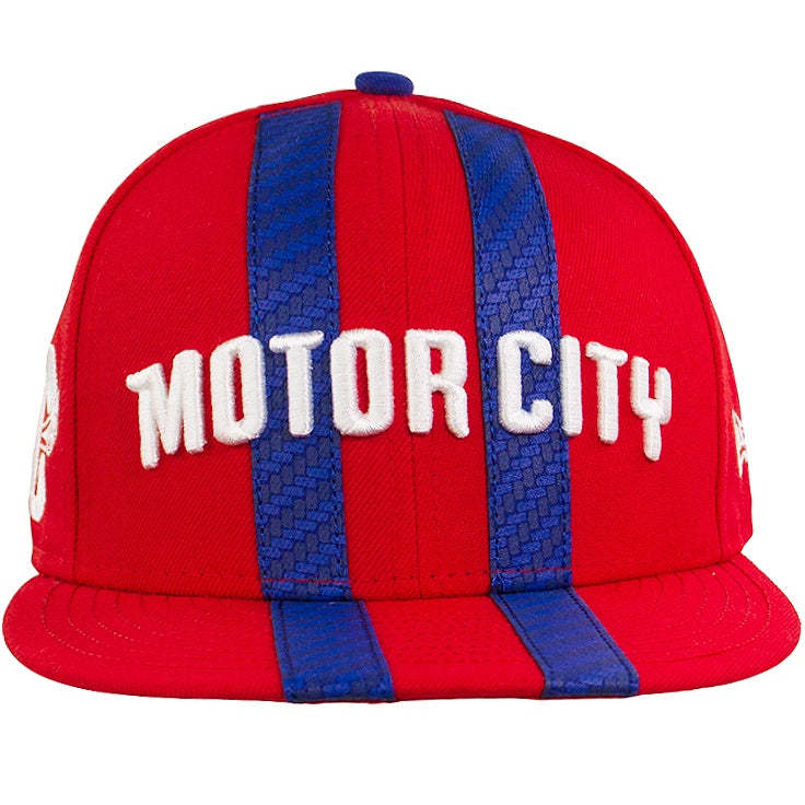 New Era Detroit Pistons NBA Authentics City Series 9Fifty Snapback