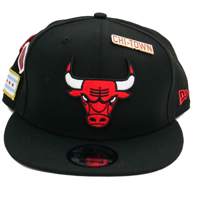 New Era NBA Draft19 Chicago Bulls 9FIFTY Snapback Cap