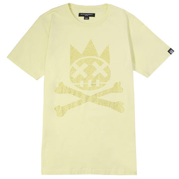 Cult Of Individuality Crystal Shimuchan Yellow T-Shirt