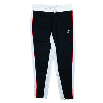 Champion Women's Black Slim Leg Track Pant