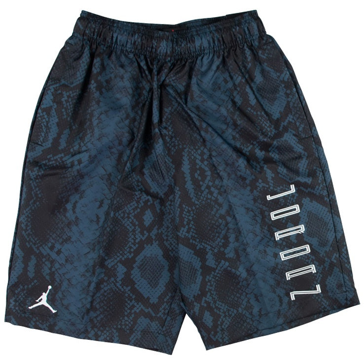 Air Jordan AJ11 Snakeskin Navy Shorts