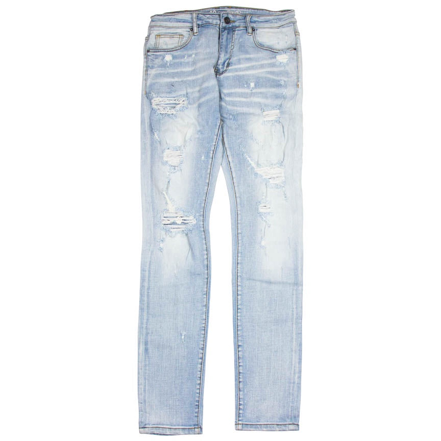 Crysp Atlantic Light Blue Denim Jeans