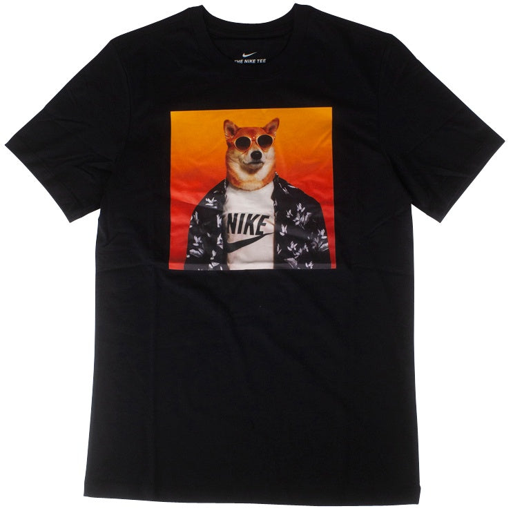 Nike Sportswear Graphic Dog T-Shirt