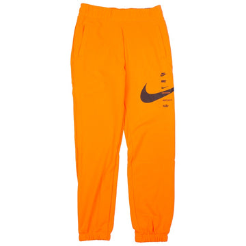 Nike Sportswear Women's Orange Jogger Pants