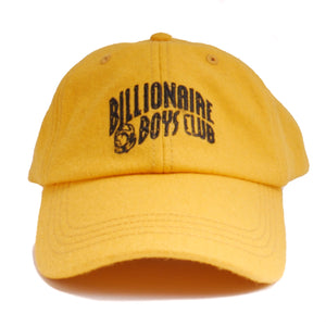 Billionaire Boys Club Yellow Buckle Back Dad Cap