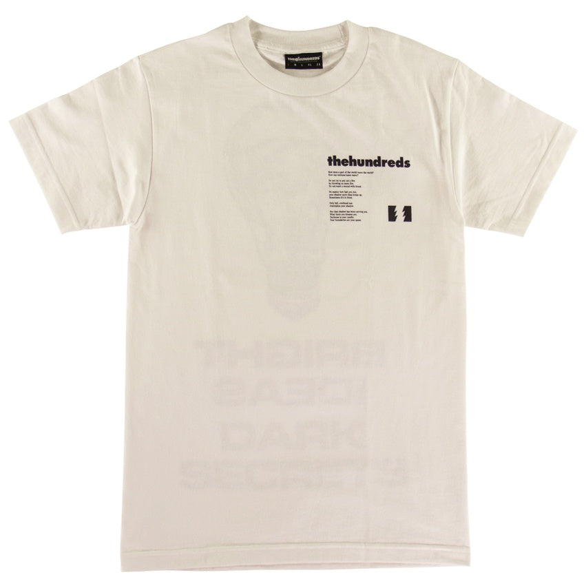 The Hundreds Secrets White T-Shirt