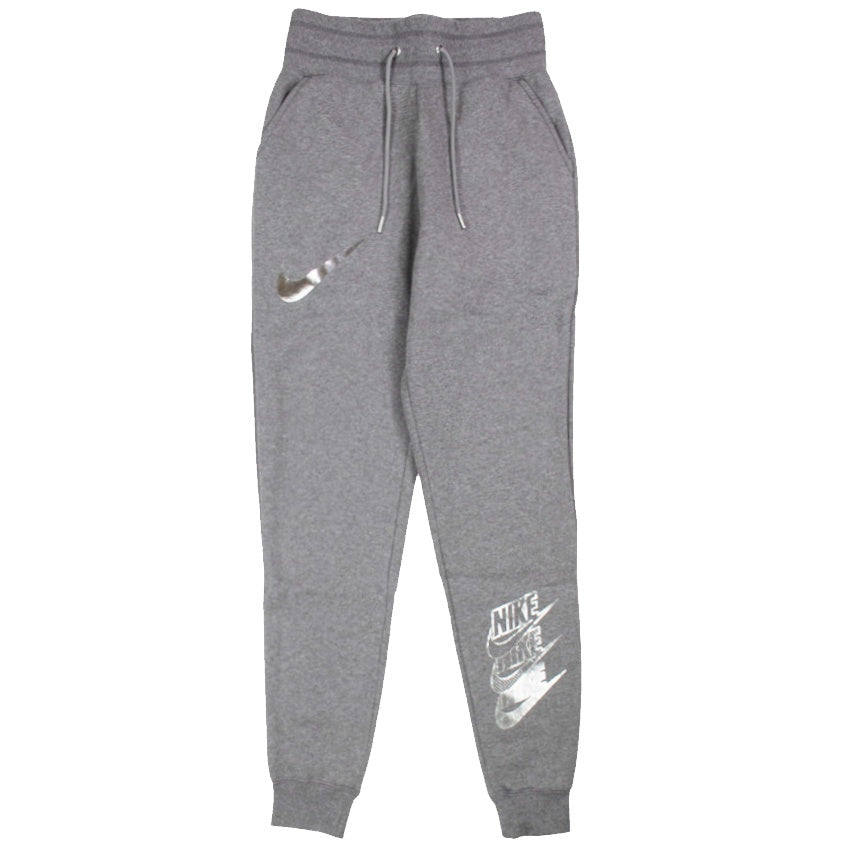 Nike Sportswear Women's Shine Grey Jogger Pants