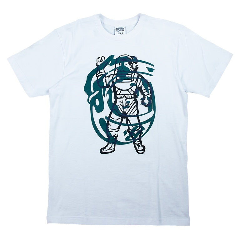 Billionaire Boys Club White Collide T-Shirt