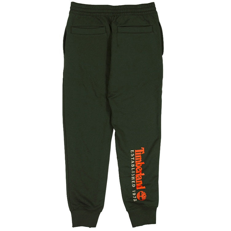 Timberland Essential Core 1973 Green Tracksuit Bottoms