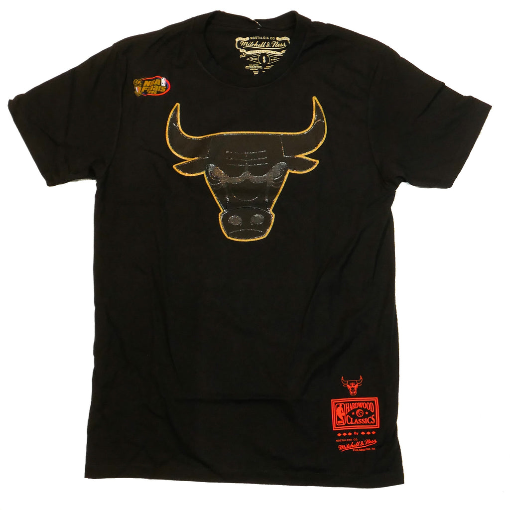 Mitchell & Ness NBA Presto SS T-Shirt Chicago Bulls