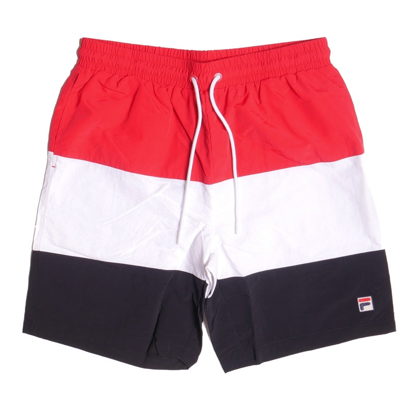 423623a58312 Fila Rob Swim Short – Puffer Reds