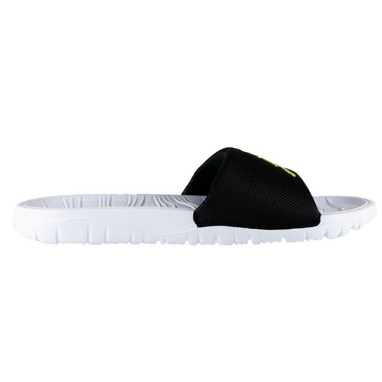 Jordan Bleak Slide White/Black