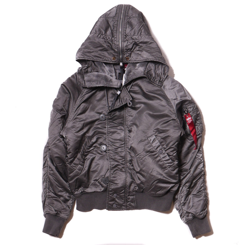 Alpha Industries N-28 Battlewash Parka