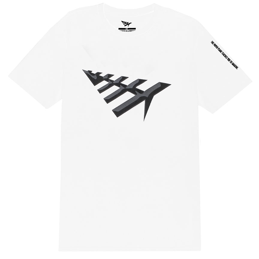Paper Planes All Points White T-Shirt