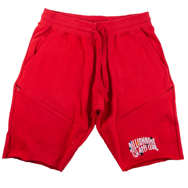 Billionaire Boys Club Red Constellation Short