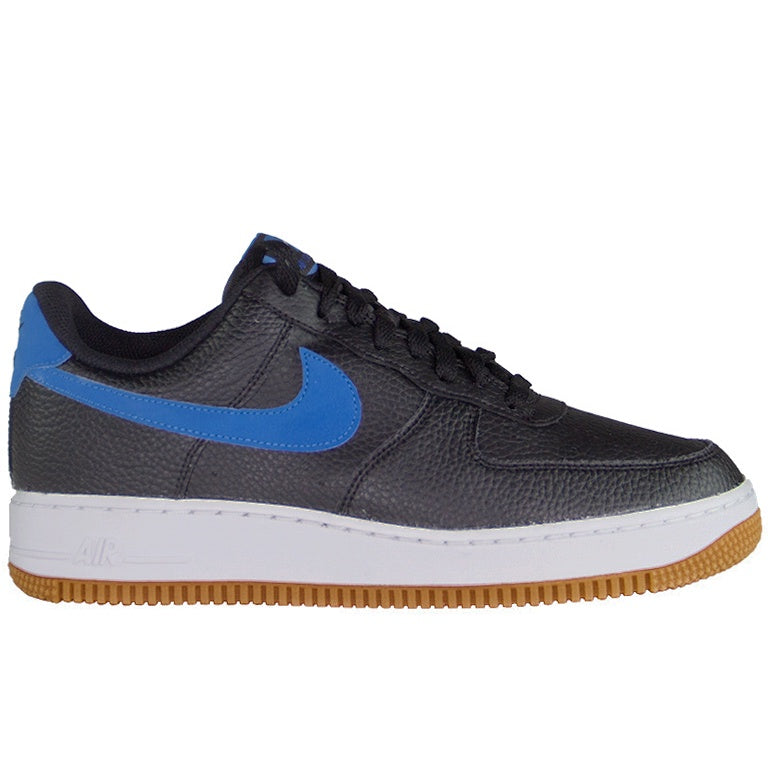 Nike Air Force 1 '07 Low Gum Black/Blue