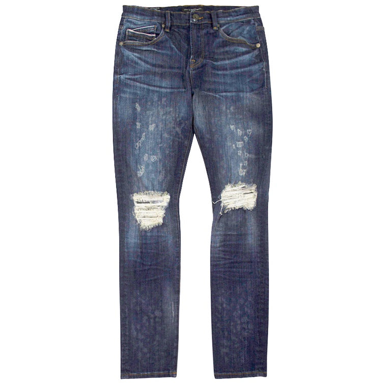 Cult Of Individuality Punk Super Skinny Stretch Jean