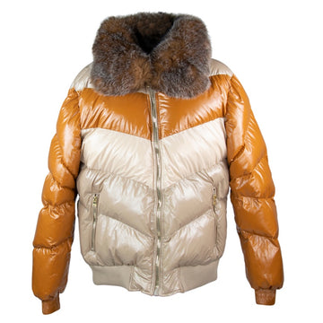 Jordan Craig Sugar Hill Nylon Desert Fox Puffer Jacket