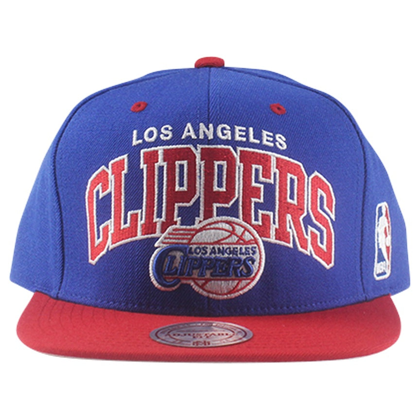 Mitchell & Ness Los Angeles Clippers Snapback Cap