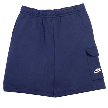 Nike Sportswear Club Fleece Cargo Shorts Navy