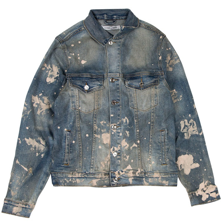 Embellish Williamson Denim Jacket