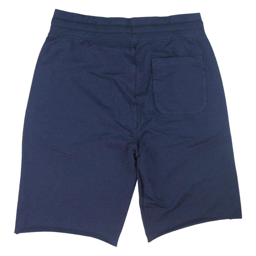 Jordan Craig Navy Solid Color Short
