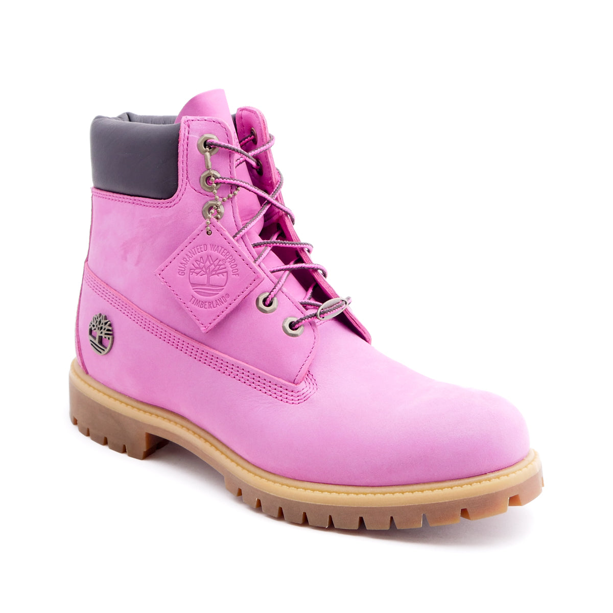622d8427a9167 Timberland 6-inch Breast Cancer Awareness Boot – Puffer Reds