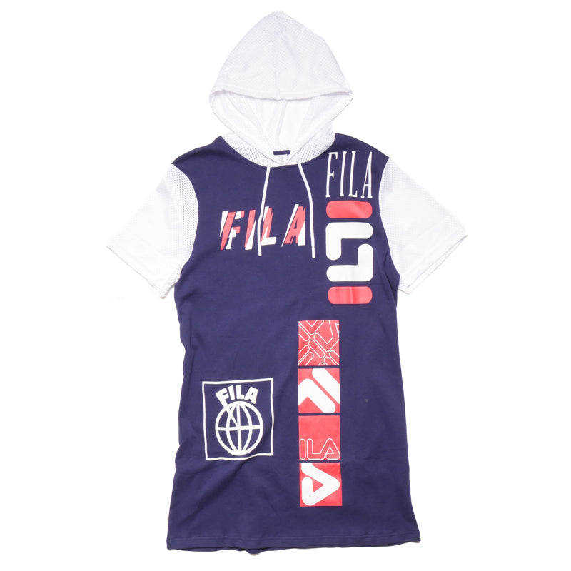 Fila Women's Tia Hooded Dress