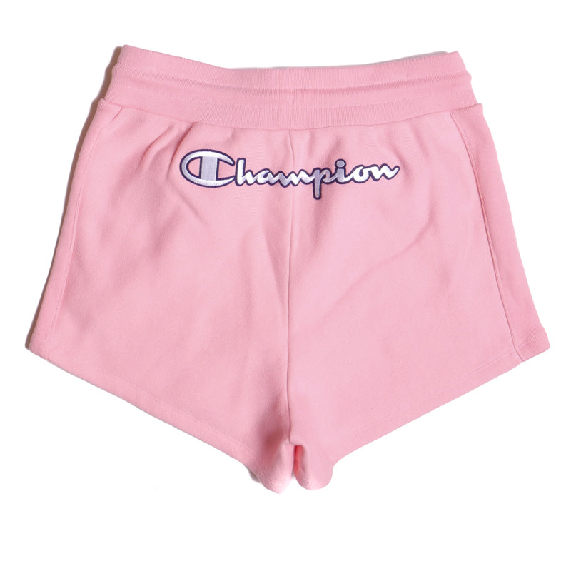Champion Womens Reverse Weave Pink Short