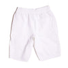 Champion Reverse Weave White Cut-Off Short
