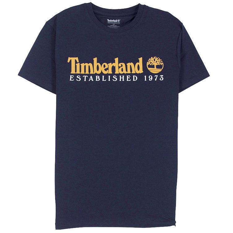 Timberland Essential Core 1973 Navy T-Shirt