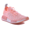 Adidas Women's NMD_R1 STLT Primeknit 'Clear Orange'