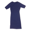 Adidas 3 Stripes Dress Navy