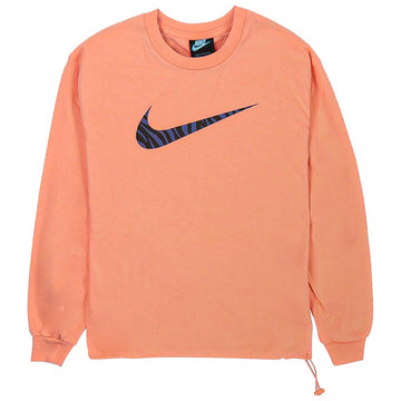 Nike Women's Icon Clash Orange Long Sleeve