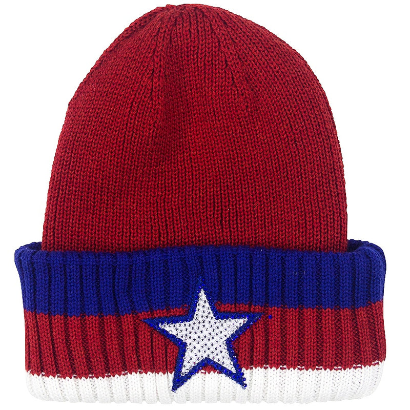 Mitchell & Ness NBA Rhinestone All-Star West Beanie