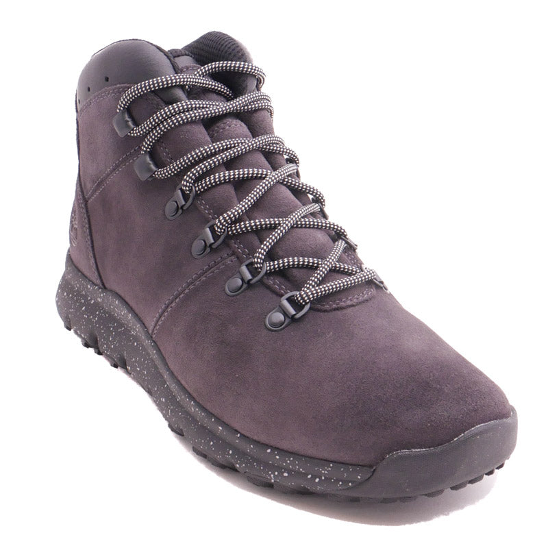 Timberland Men's World Hiker Mid Boot Dark Grey Seude