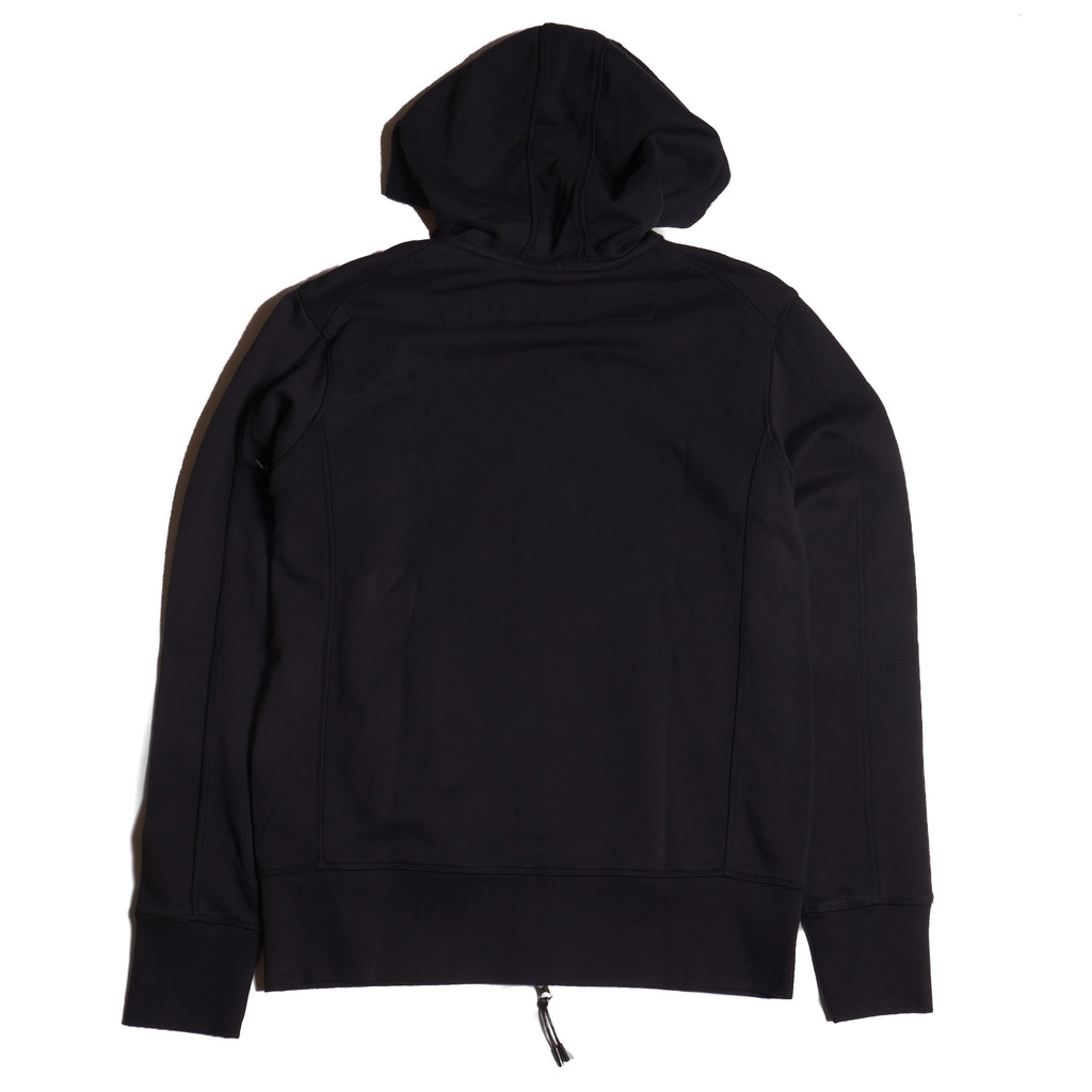 Cult Of Individuality Men's Black Cult Lightning Zip Hoodie