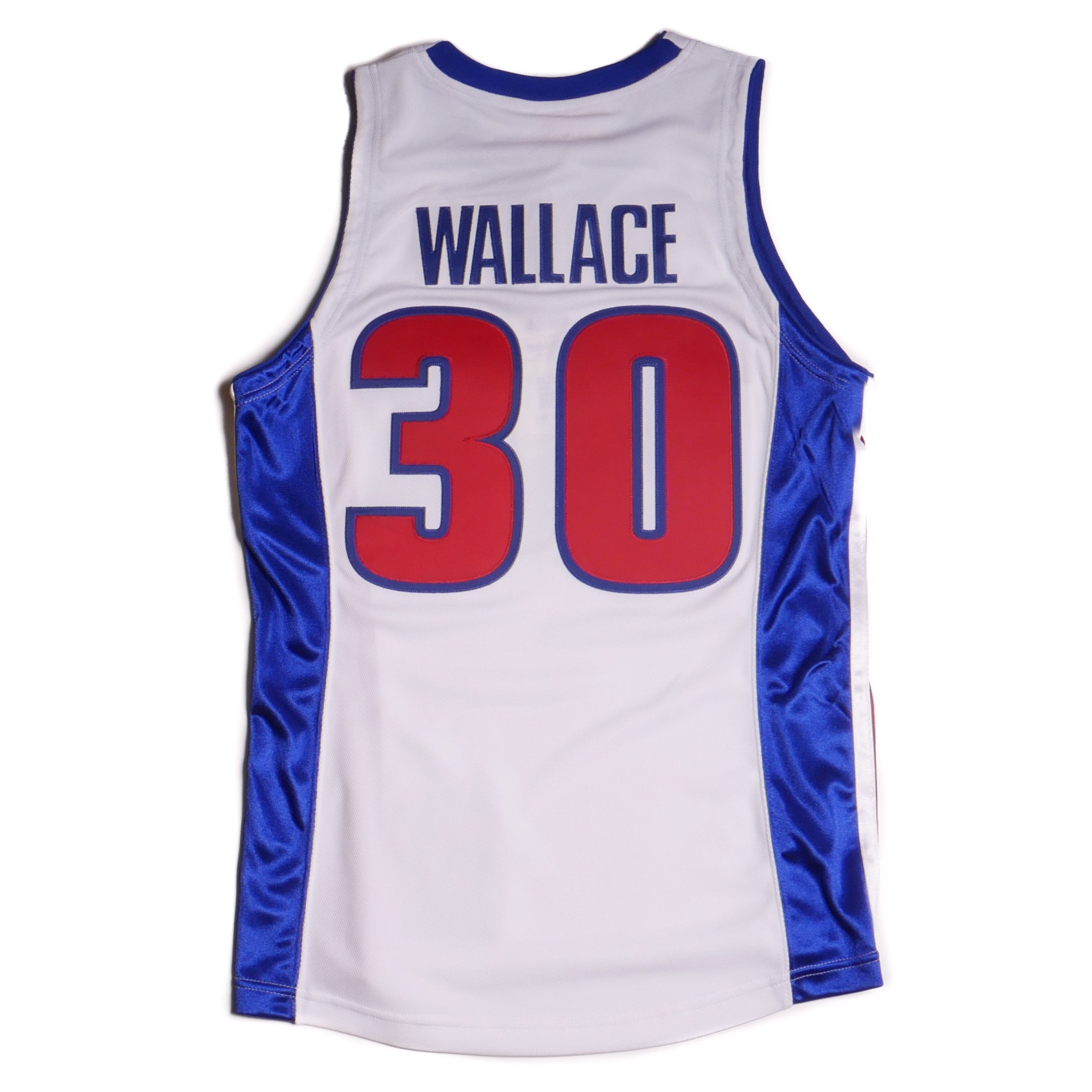 finest selection 69cbd 06f0f Mitchell & Ness Authentic Detroit Pistons Jersey 03-04 Finals Wallace