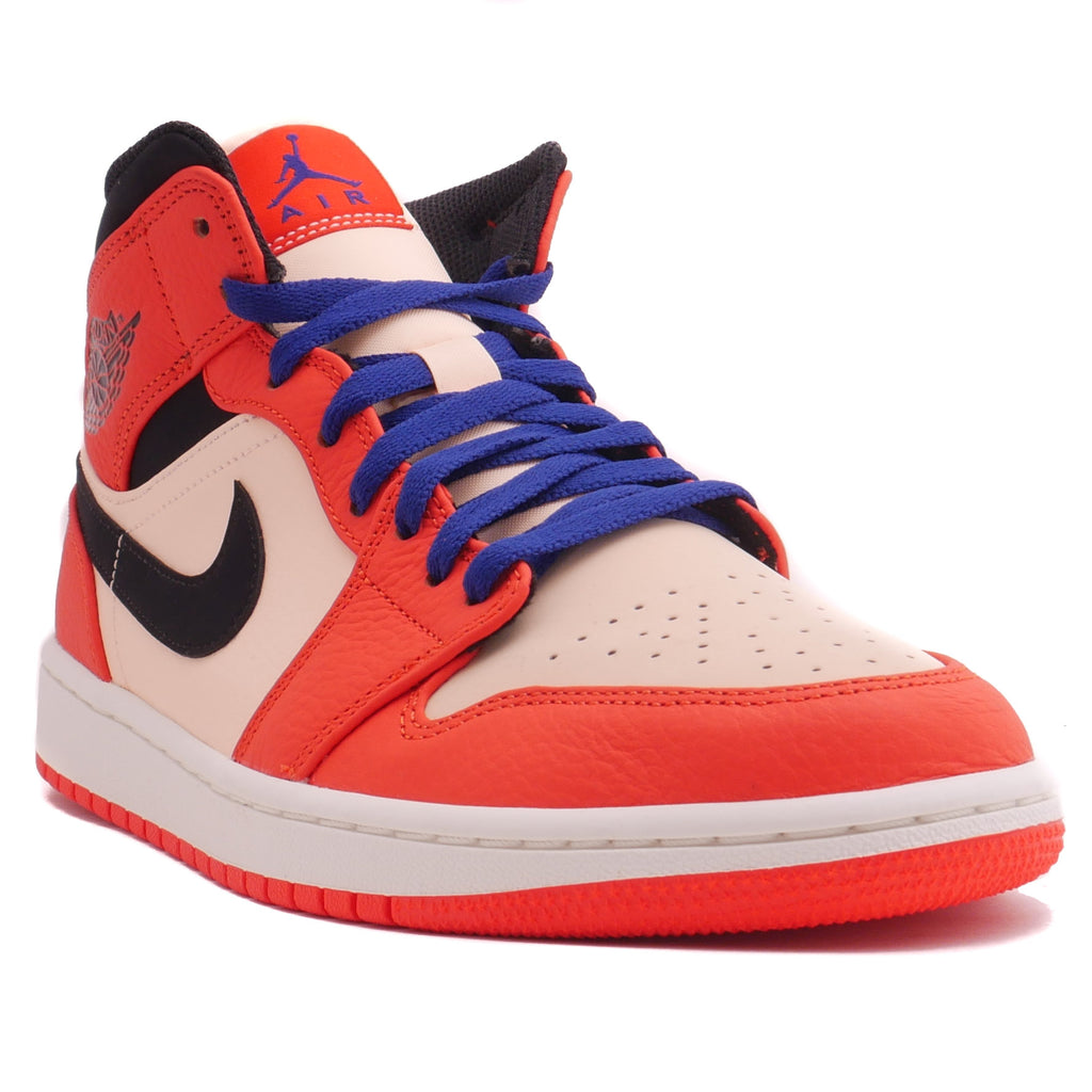 Air Jordan 1 Mid SE Team Orange