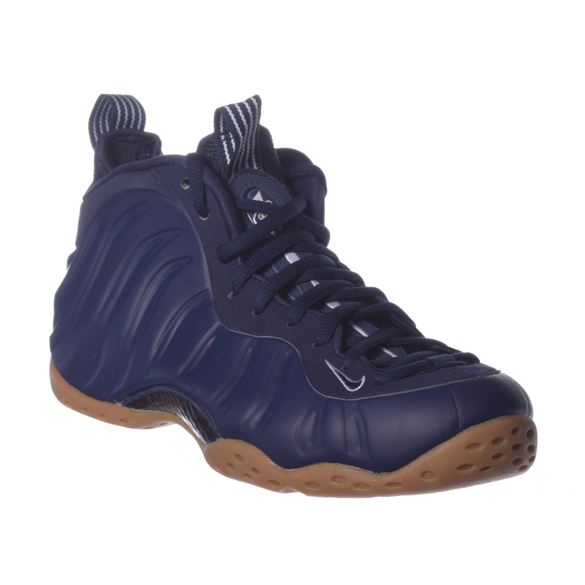 27bc3f7b Nike Air Foamposite One 'Midnight Navy' Gum – Puffer Reds