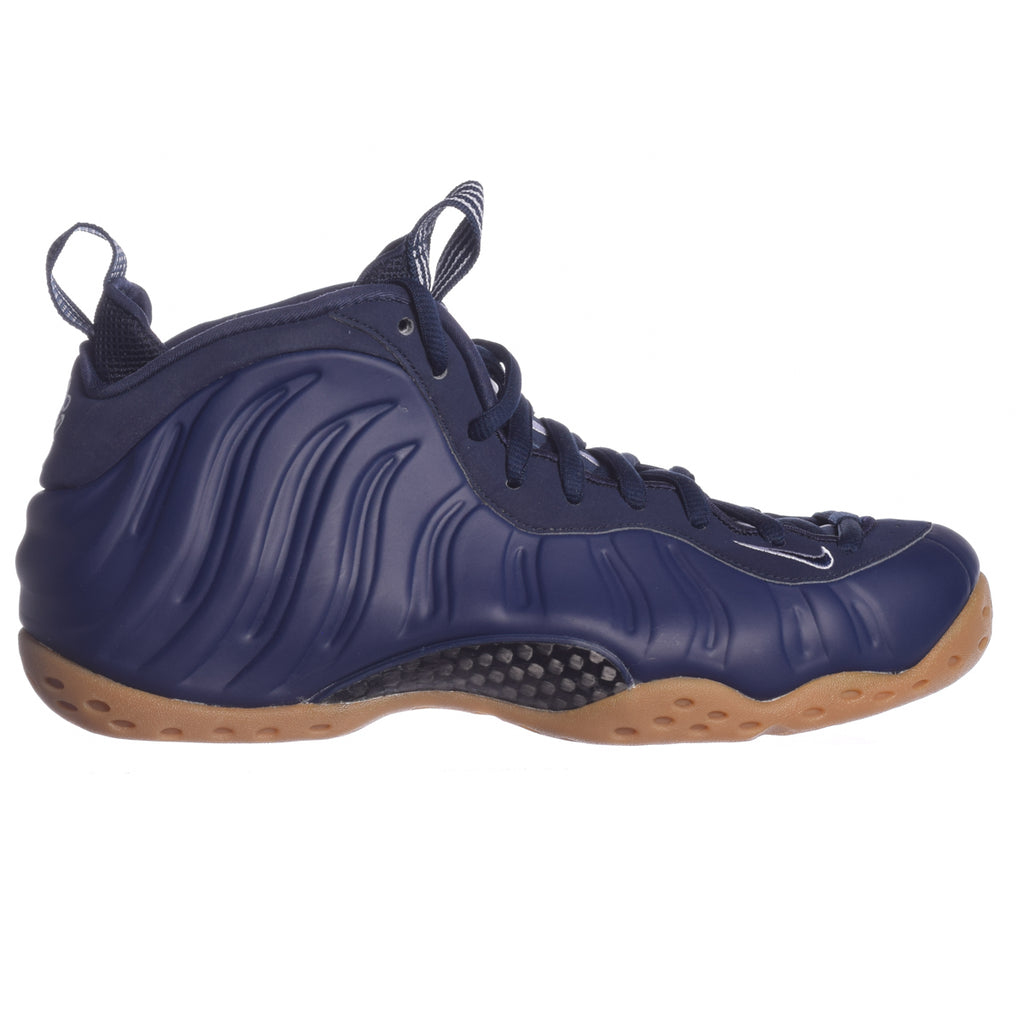 Nike Air Foamposite One Midnight Navy Gum