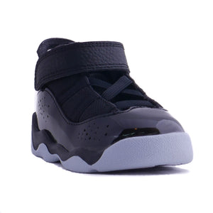 Air Jordan Kid's Black 6 Rings (TD)