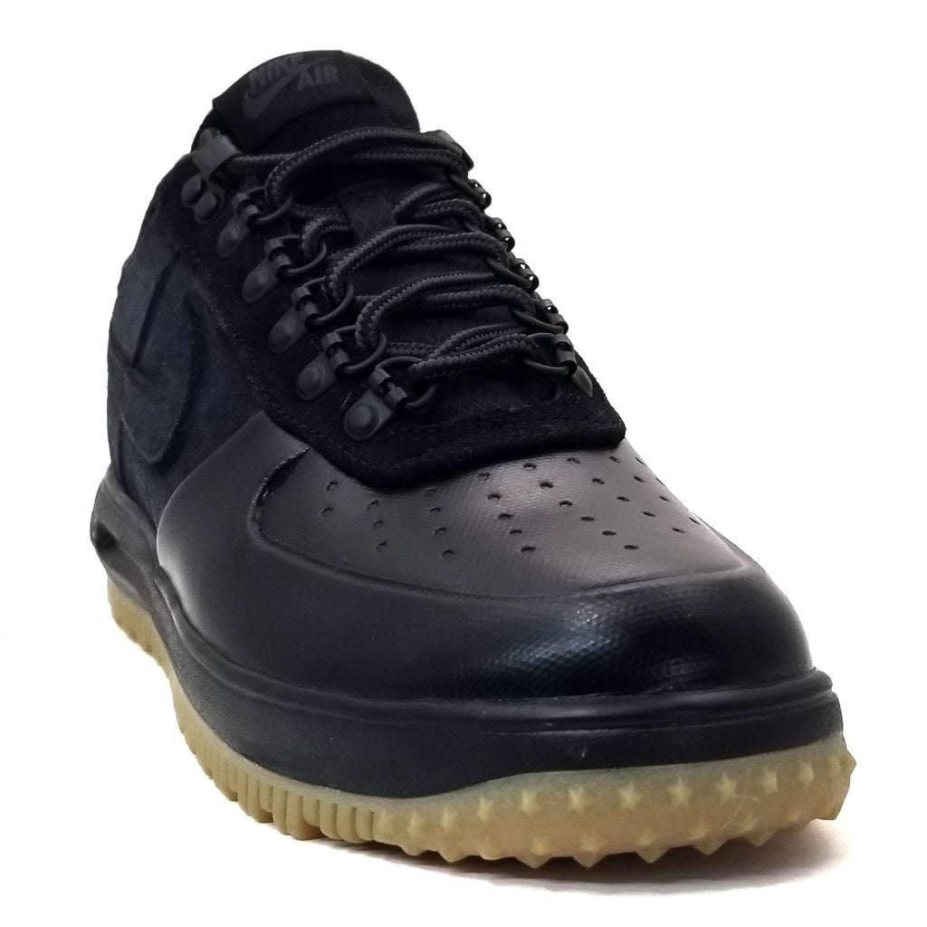 Nike Men's Lunar Force 1 Black Duckboot Low