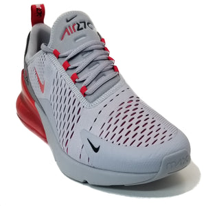 Nike Air Max 270 Wolf Grey University Red